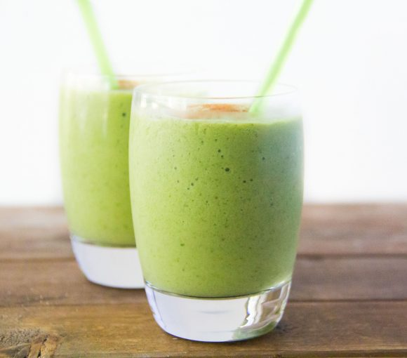 Avocado Ninja Smoothie