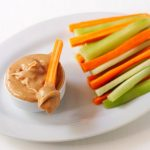 Veggies With Almond Butter Dip