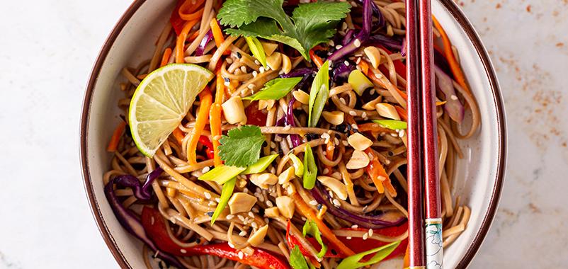 Antioxidant Noodle Salad