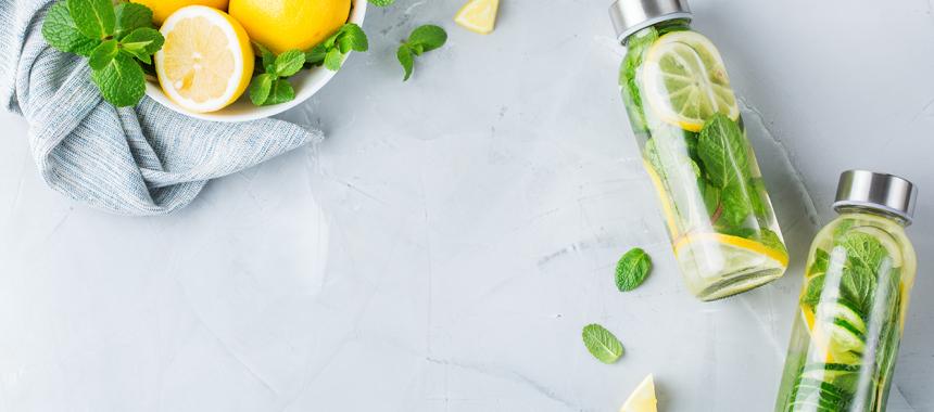 Super Lemon Water