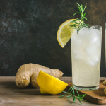 Lemon & Ginger Cleansing Drink